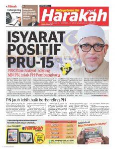 Isyarat Positif PRU-15