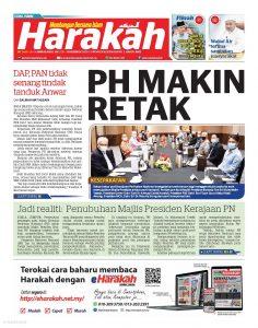 PH Makin Retak
