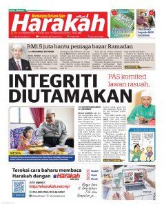 Integriti Diutamakan